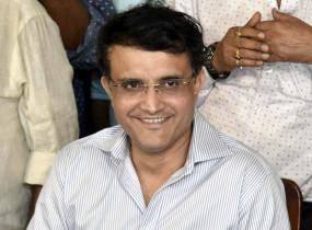 खुश हूं, भारतीय क्रिकेट को धोनी मिला, वह अविश्वसनीय : गांगुली