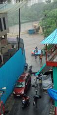महाराष्ट्र में भारी बारिश, कोंकण में हाई अलर्ट