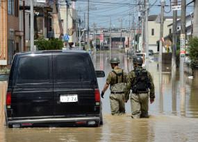 बारिश का कहर: जापान में बाढ़ और भूस्खलन से 18 लोगों की मौत, 14 लापता