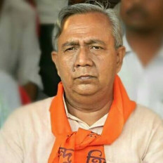 हिंदू समिति के नेता तपन घोष का कोरोना से निधन