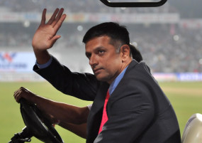 आईसीसी ने शेयर किया राहुल द्रविड़ का रिकार्ड