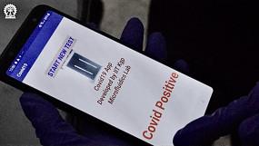 आईआईटी खड़गपुर ने बनाया कोरोना टेस्ट पोर्टेबल डिवाइस, लागत 400 रुपये