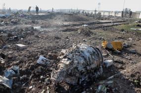 दुर्घटनाग्रस्त यूक्रेनी विमान के ब्लैकबॉक्स से अवैध हस्तक्षेप की पुष्टि हुई