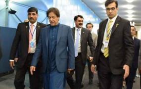 पाकिस्तान: इमरान खान ने दुनिया के सबसे ऊंचे रोलर कॉम्पैक्ट कंक्रीट बांध का किया उद्घाटन