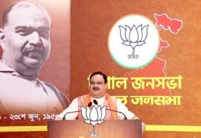 बंगाल में भाजपा ने एस.पी. मुखर्जी को याद किया, ममता सरकार पर बरसी