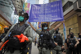 Hong Kong: हॉन्ग कॉन्ग पर थोंपे गए चीन के नए कानून पर भारत ने संयुक्त राष्ट्र में चिंता जताई