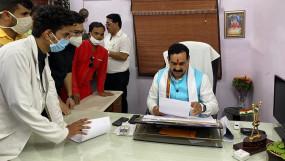 Memorandum: इंडियन मेडिकल एसोसिएशन मेडिकल स्टूडेंट्स नेटवर्क ने स्वास्थ्य मंत्री को ज्ञापन सौंपा