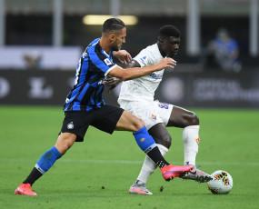 इंटर मिलान ने फायोरेनटिना से गोल रहित ड्रॉ खेला