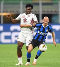फुटबॉल: टोरिनो को हराकर दूसरे स्थान पर पहुंचा इंटर मिलान
