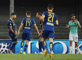 इटीली सेरी-ए : इंटर मिलान-वेरोना ने खेला 2-2 से ड्रॉ