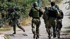 Encounter: जम्मू-कश्मीर के सोपोर में मुठभेड़, सुरक्षाबलों ने एक आतंकी को मार गिराया