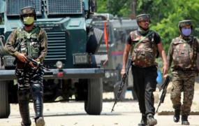 J&K: सात दिन पहले ही ज्वाइन किया था आतंकी संगठन, सुरक्षाबलों ने किया ढेर, CRPF का जवान शहीद