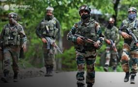 J&K: राजौरी के नौशेरा सेक्टर में सेना ने घुसपैठ की कोशिश को किया नाकाम, दो आतंकी ढेर, एक घायल
