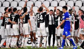 Serie A: जुवेंटस ने लगातार 9वीं बार सीरी-ए का खिताब जीता, सेम्पोरिया को 2-0 से हराया