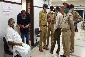 कानपुर मामला: चौबेपुर के सभी पुलिस कर्मी लाइन हाजिर