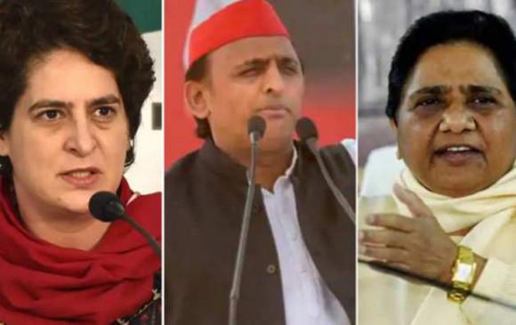 कानपुर हत्याकांड: विपक्ष ने योगी सरकार को घेरा, प्रियंका गांधी ने कहा- कानून-व्यवस्था ने गुंडों के सामने सरेंडर किया