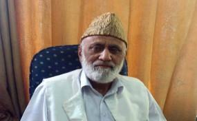 J&K: तहरीक-ए-हुर्रियत के चेयरमैन सेहराई श्रीनगर से गिरफ्तार, अगस्त से घर में थे नजरबंद