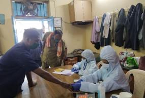 कोविड-19: ओडिशा में एक दिन में सामने आए अब तक के सर्वाधिक 1,078 मामले