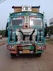 भाजपा नेता का हाईवा पकड़े जाने के मामले में एसपी से मिलेंगे संगठन के नेता