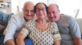 COVID-19: अनुपम खेर के घर कोरोना की दस्तक, मां-भाई सहित फैमिली में चार लोग पॉजिटिव