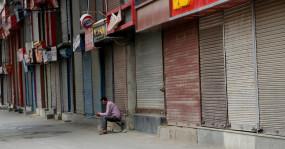 कोरोनावायरस के बढ़ते मामलों के बीच कश्मीर में फिर से लॉकडाउन