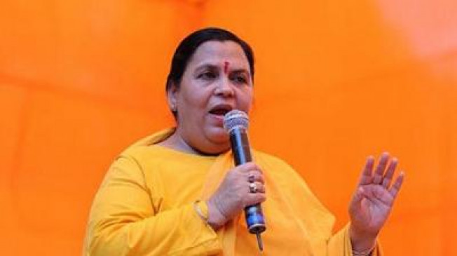 Interview: उमा भारती का दावा- मप्र में कांग्रेस का सफाया, उपचुनाव में सभी सीटें जीतेगी बीजेपी