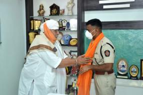 महाराष्ट्र के एनजीओ ने लॉकडाउन में मसीहा बने मददगारों को सम्मानित किया (आईएएनएस इम्पैक्ट)