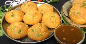 Breakfast: ऊपर से क्रिस्पी अंदर से चटपटी, ऐसे बनाएं राजस्थान की स्पेशल प्याज की कचोरी