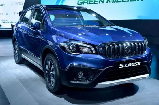 BS6: Maruti Suzuki S-Cross भारत में 29 जुलाई को होगी लॉन्च, जानें क्या मिलेगा खास