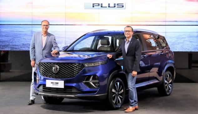 SUV: MG Hector Plus भारत में हुई लॉन्च, जानें कीमत और फीचर्स