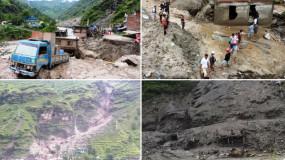 नेपाल: भारी बारिश और भूस्खलन से तबाही, 24 घंटे में 10 लोगों की मौत, 40 से ज्यादा लापता