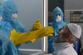 91 प्रतिशत से अधिक भारतीयों का कहना : परिवार या आसपास कोई भी नहीं कोरोना से संक्रमित