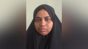 आतंकी संगठन से संबंध में गिरफ्तार महिला की मां ने कार्रवाई के लिए कहा