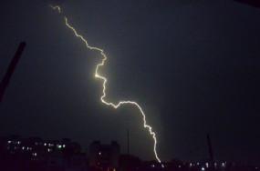 प्राकृतिक आपदा: बिहार में आकाशीय बिजली गिरने से 10 लोगों की मौत, सीएम नीतीश ने चार-चार लाख देने की घोषणा की