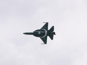 पाकिस्तान वायु सेना ने गिलगित में अभ्यास किया