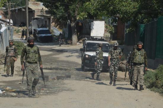 पाकिस्तान ने पूंछ में लगातार तीसरी बार संघर्ष विराम का उल्लंघन किया