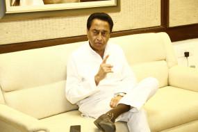 प्रधानमंत्री प्रजातंत्र की गिरती साख बचाने को आगे आएं : कमल नाथ