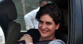 प्रियंका ने अपहरण मामले को लेकर योगी सरकार पर निशाना साधा