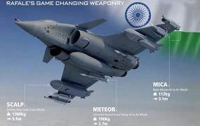 IAF Fighter Aircraft: फ्रांस से भारत के लिए पांच राफेल फाइटर जेट ने भरी उड़ान, जानिए कब और कैसे पहुंचेंगे अंबाला