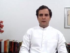 राहुल ने पीएम केयर फंड में चीनी कंपनियों के चंदे पर मोदी को निशाने पर लिया