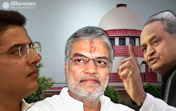 Rajasthan Politics: सुप्रीम कोर्ट पहुंचा सियासी संग्राम, स्पीकर ने दायर की याचिका, HC के आदेश को दी चुनौती