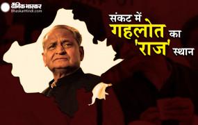 राजस्थान की सियासत: गहलोत कैबिनेट ने तीसरी बार राज्यपाल को भेजा विधानसभा सत्र बुलाने का प्रस्ताव