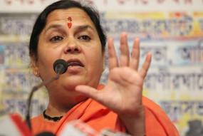 Rajasthan Crisis: उमा भारती का तंज- गांधी परिवार के कारण हो रहा कांग्रेस का यह हाल