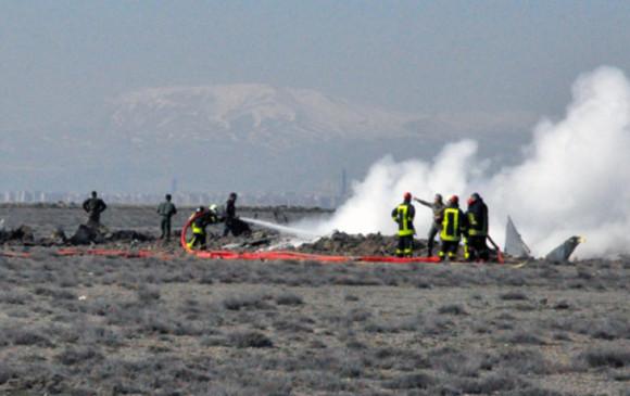 Plane Crash: तुर्की में टोही विमान दुर्घटनाग्रस्त, सात सुरक्षाकर्मियों की मौत