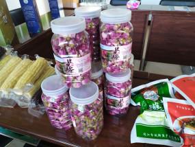 चीन के हेलोंगच्यांग प्रांत में गुलाब की खेती से संवरा जीवन