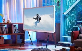स्मार्ट टीवी: Samsung The Serif और QLED 8K TV भारत में हुई लॉन्च, जानें कीमत
