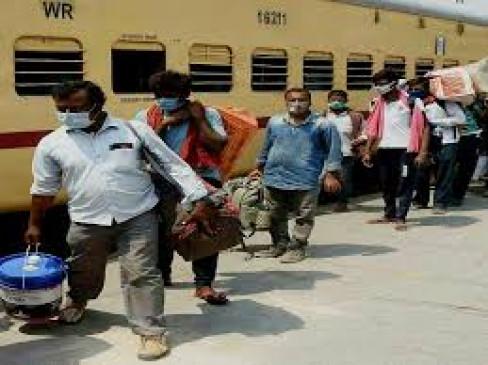 दपूमरे नागपुर मंडल प्रवासी मजदूरों को देगा काम