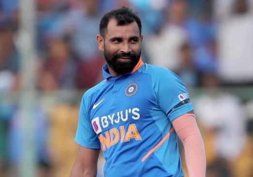 क्रिकेट: मोहम्मद शमी ने अपने फार्महाउस पर की गेंदबाजी की प्रैक्टिस
