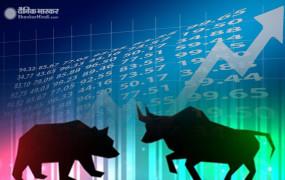 Share market: सेंसेक्स 545 अंक चढ़ा, निफ्टी 10,900 के पार बंद हुआ