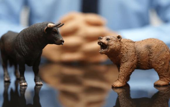 Share market: सेंसेक्स 130 अंक लुढ़का, निफ्टी 11,075 के नीचे बंद हुआ